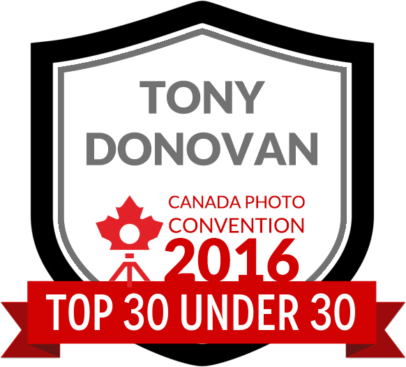 Winnipeg wedding photographers Collective Tony named one of Canada's top 30 photographers