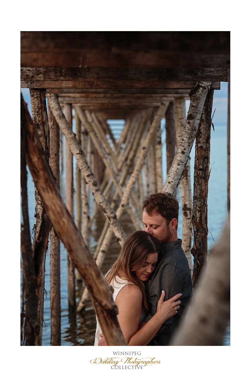 11 Laura and Tyler Lake Life Engagement Shoot Dock Pier Love.jpg