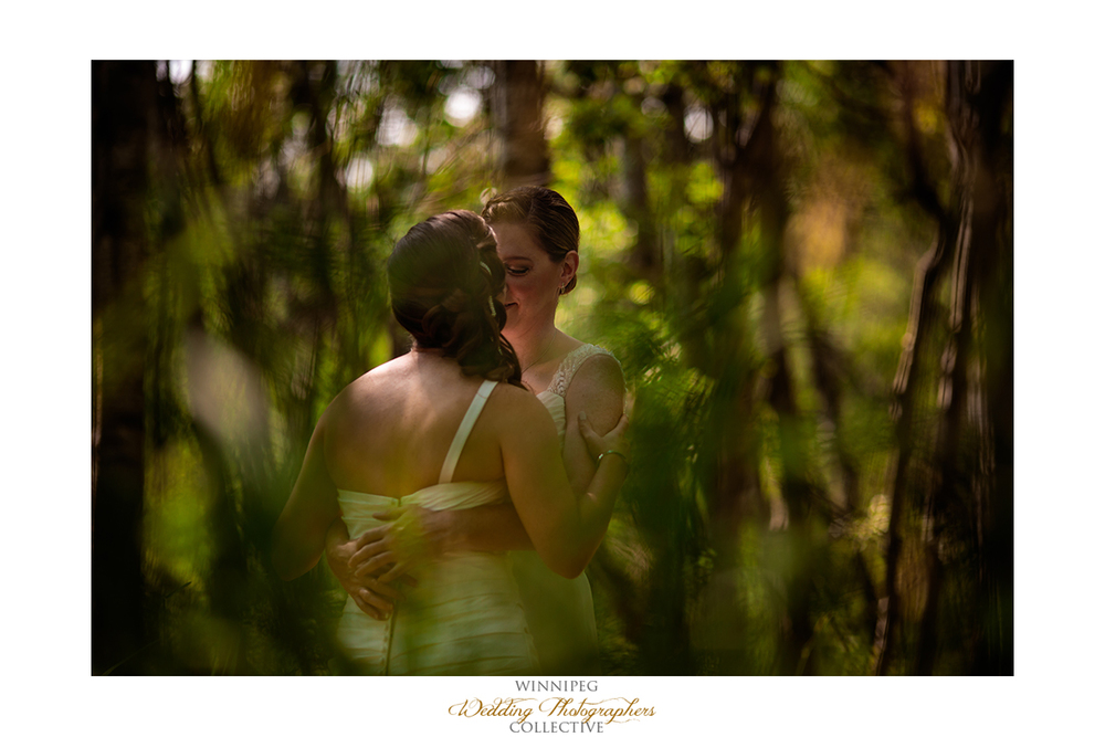 Winnipeg wedding photographer Same Sex marriage