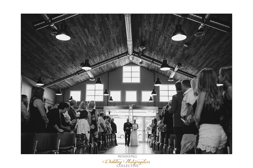 Riverwood church wedding ceremony