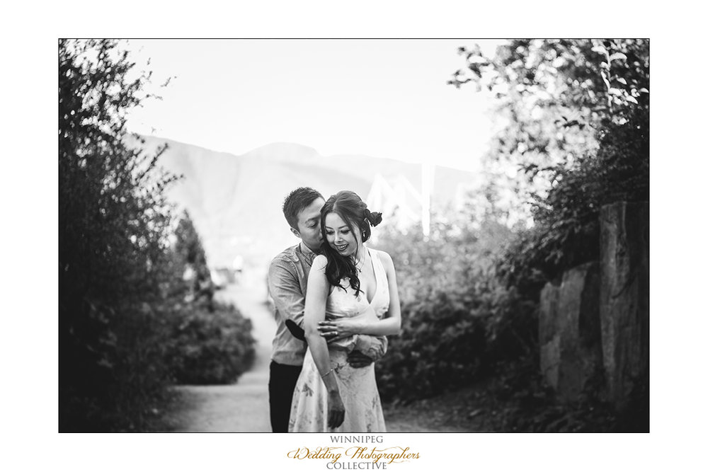 Vancouver Chinese wedding engagement photos