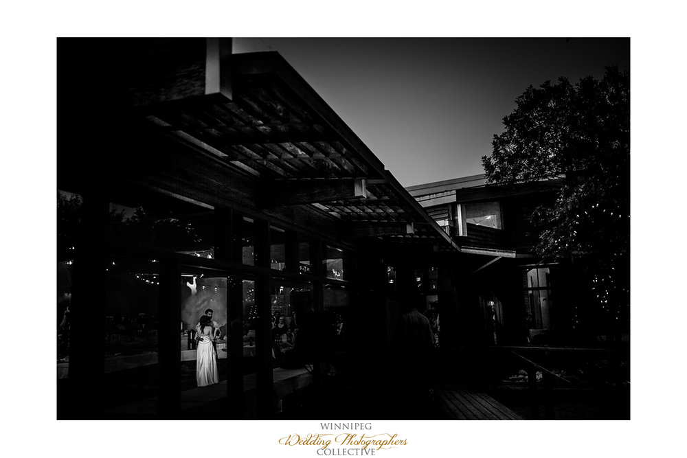Manitoba wedding photographer Fort Whyte Alive