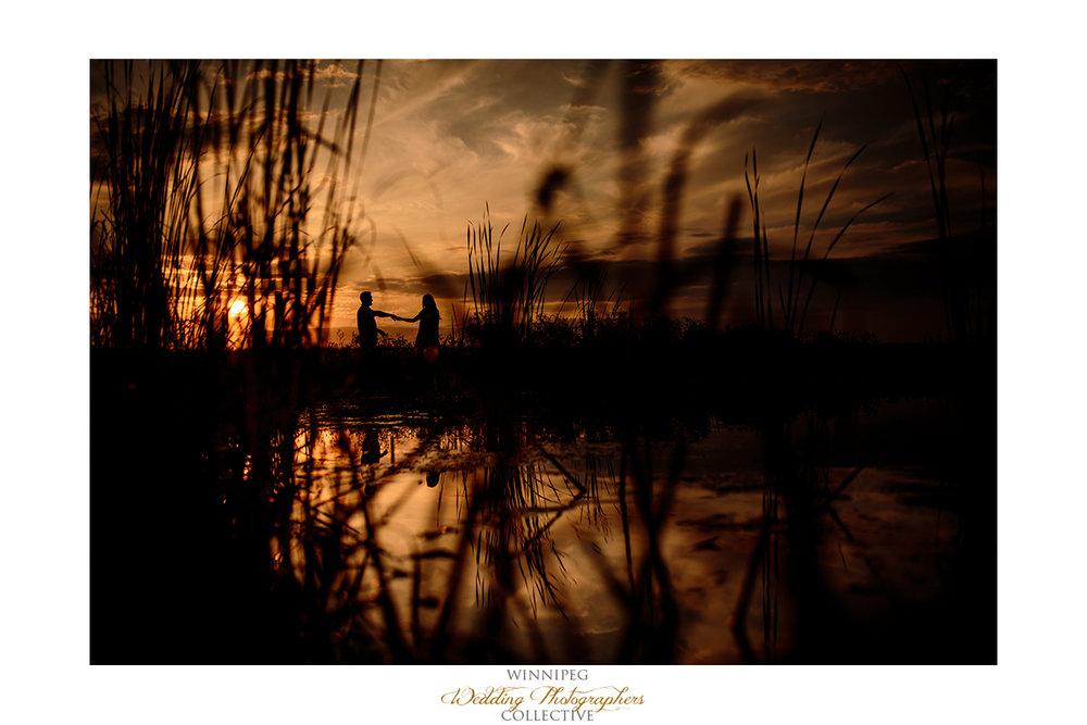 14_Farm Life Engagement Photos Wheat Sunflowers Field Sunset.jpg