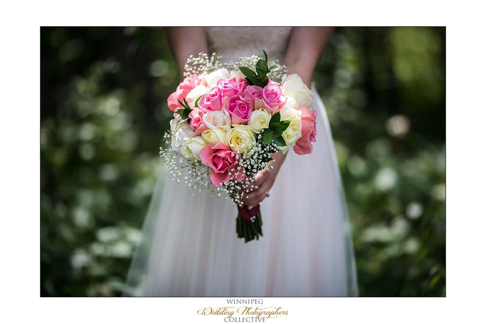 wedding bouquet Winnipeg