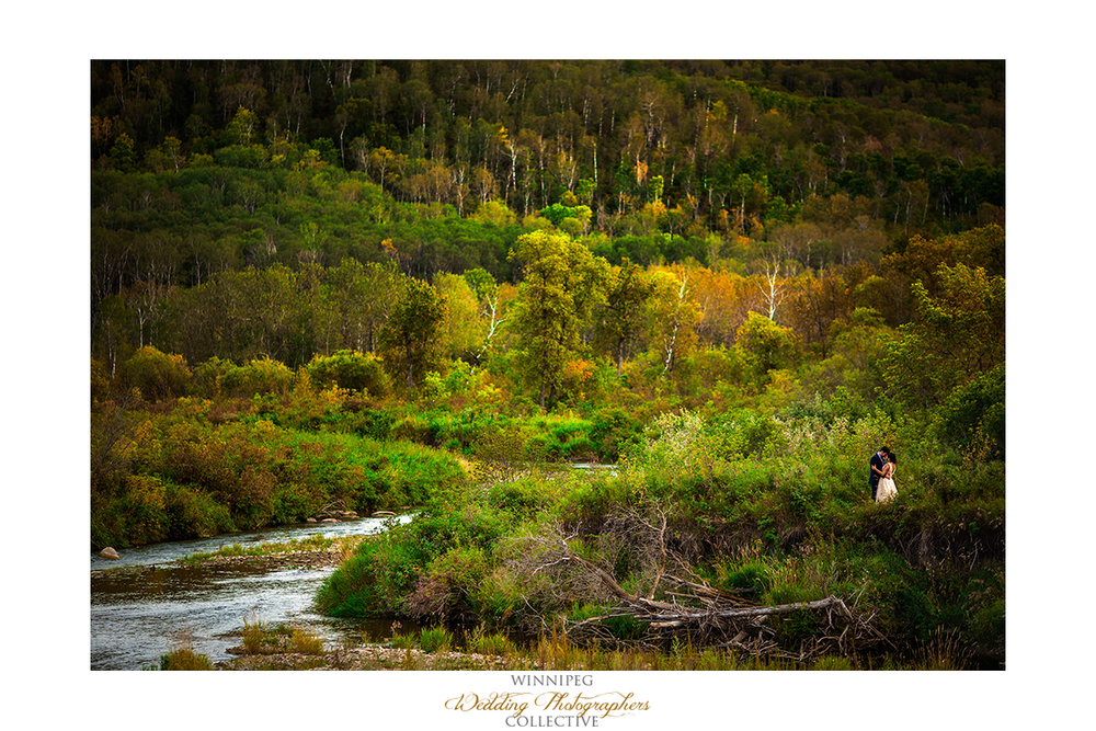 wedding photographer Asessippi Provincial Park