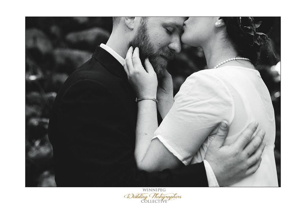 wedding photographer St. Malo Manitoba