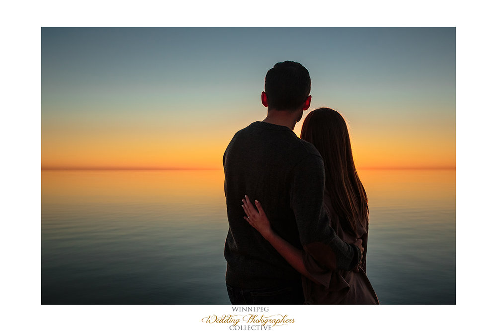 023_Shelby Andrew Lakeside Engagement Session Manitoba Canada.jpg