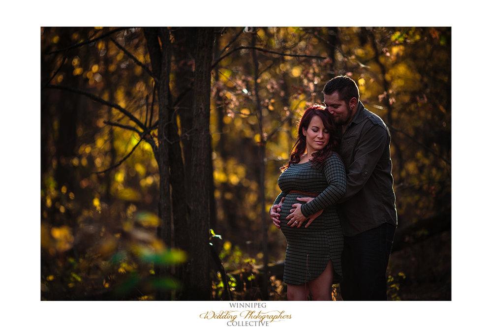 Winnipeg maternity photographer