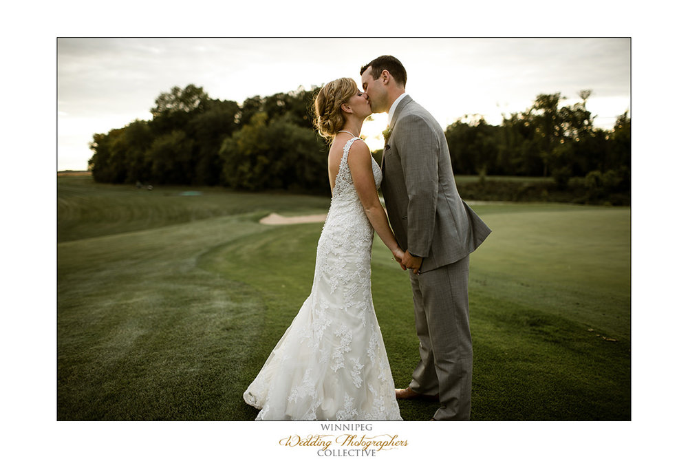 Bridges Golf Course wedding photos