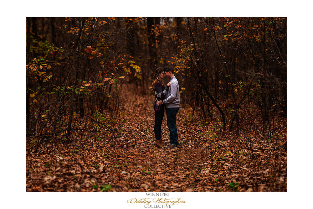 La Barrier Park Engagement Photos