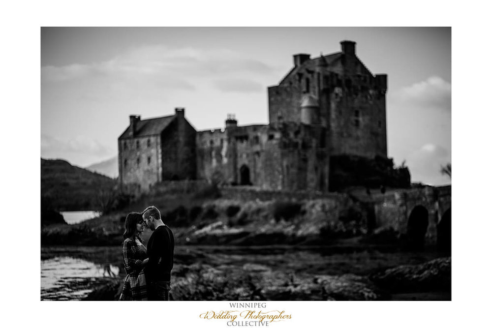 007 Skyfall castle Scotland
