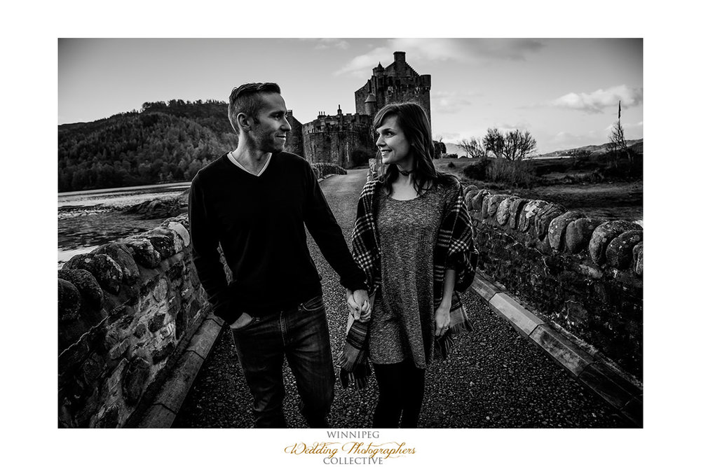 003_Angie Jeff Scotland Engagement Shoot Engaged Photos Isle of Skye Eilean Donan Castle.jpg