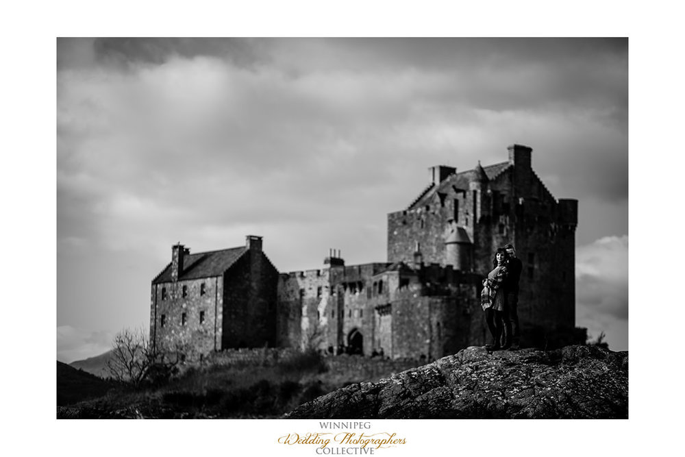 006_Angie Jeff Scotland Engagement Shoot Engaged Photos Isle of Skye Eilean Donan Castle.jpg
