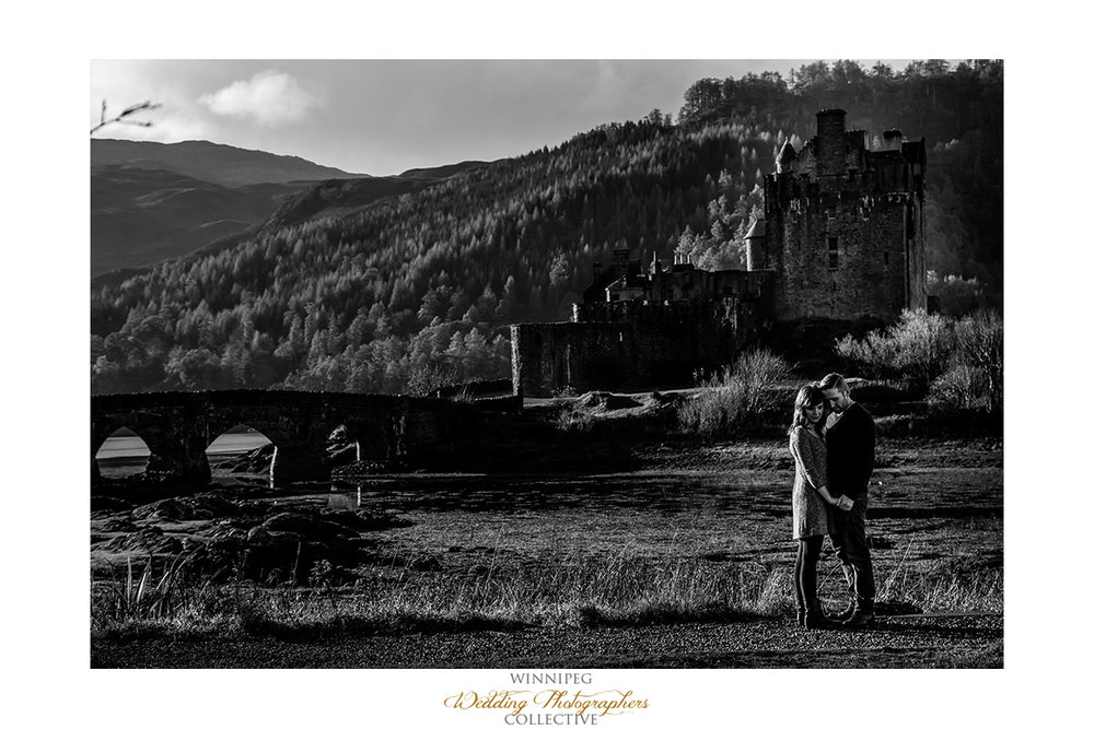 007_Angie Jeff Scotland Engagement Shoot Engaged Photos Isle of Skye Eilean Donan Castle.jpg