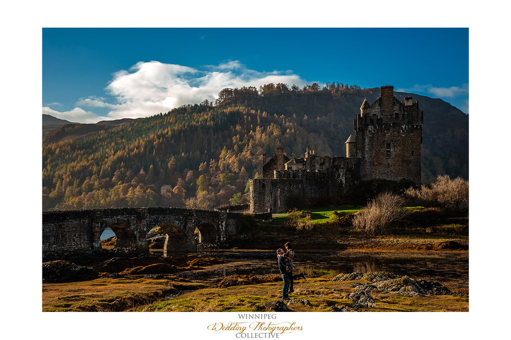 010_Angie Jeff Scotland Engagement Shoot Engaged Photos Isle of Skye Eilean Donan Castle.jpg