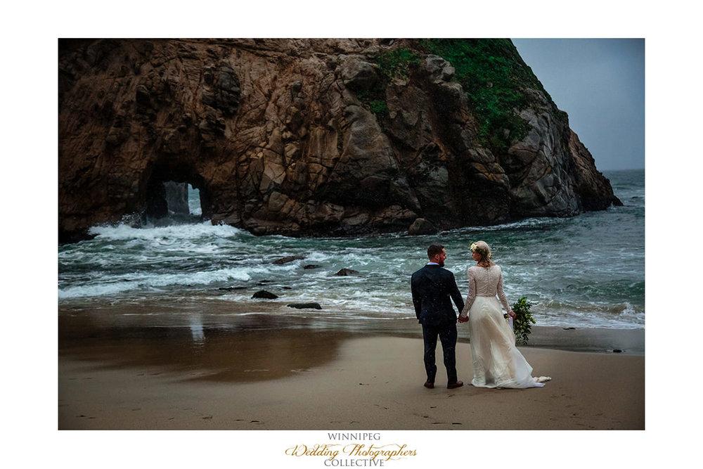 Big Sur California Rainy Wedding Elope Elopement Fit_012.jpg