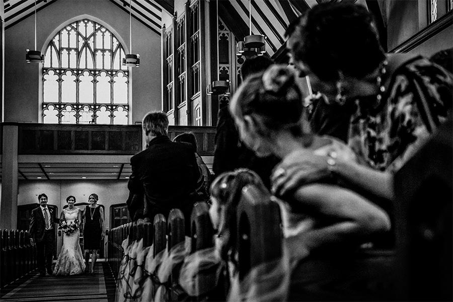 St. Ignatius Church wedding ceremony Winnipeg