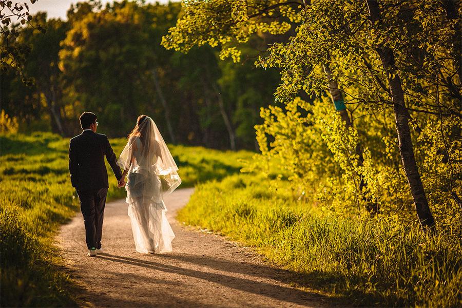 Rossmere Golf Club wedding photographer