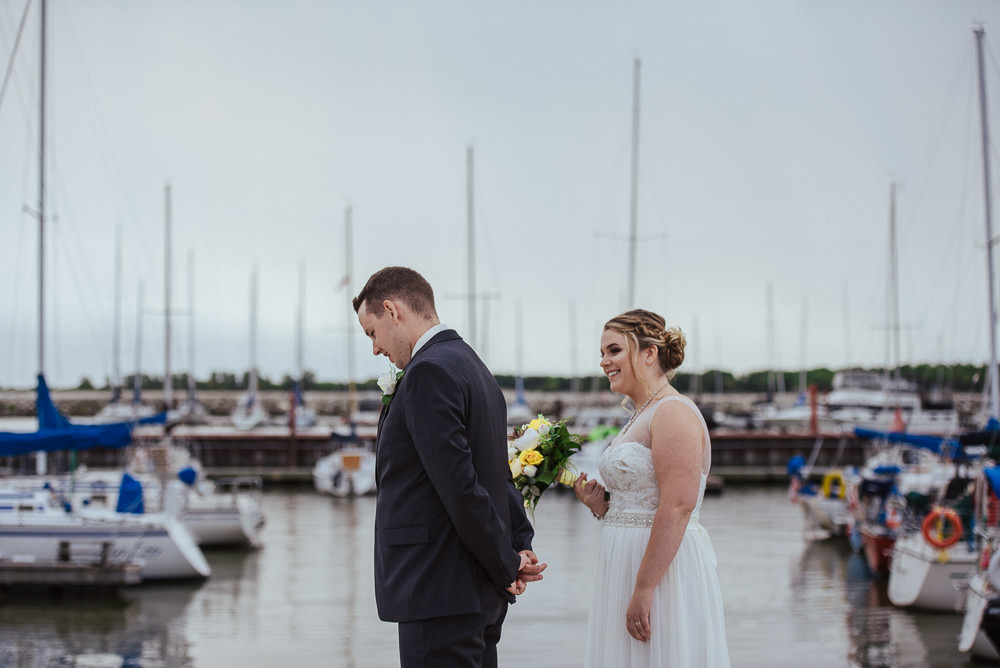 Wedding at Lakeview Resort Gimli