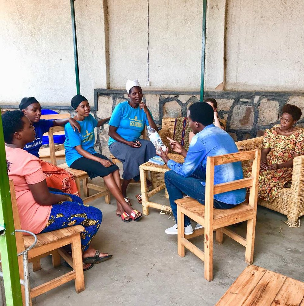 - Led by DFO Meg and GHC Fellow Ruth, TWB begins home visits and focus group discussions to gather more qualitative data and feedback on impact among the women.