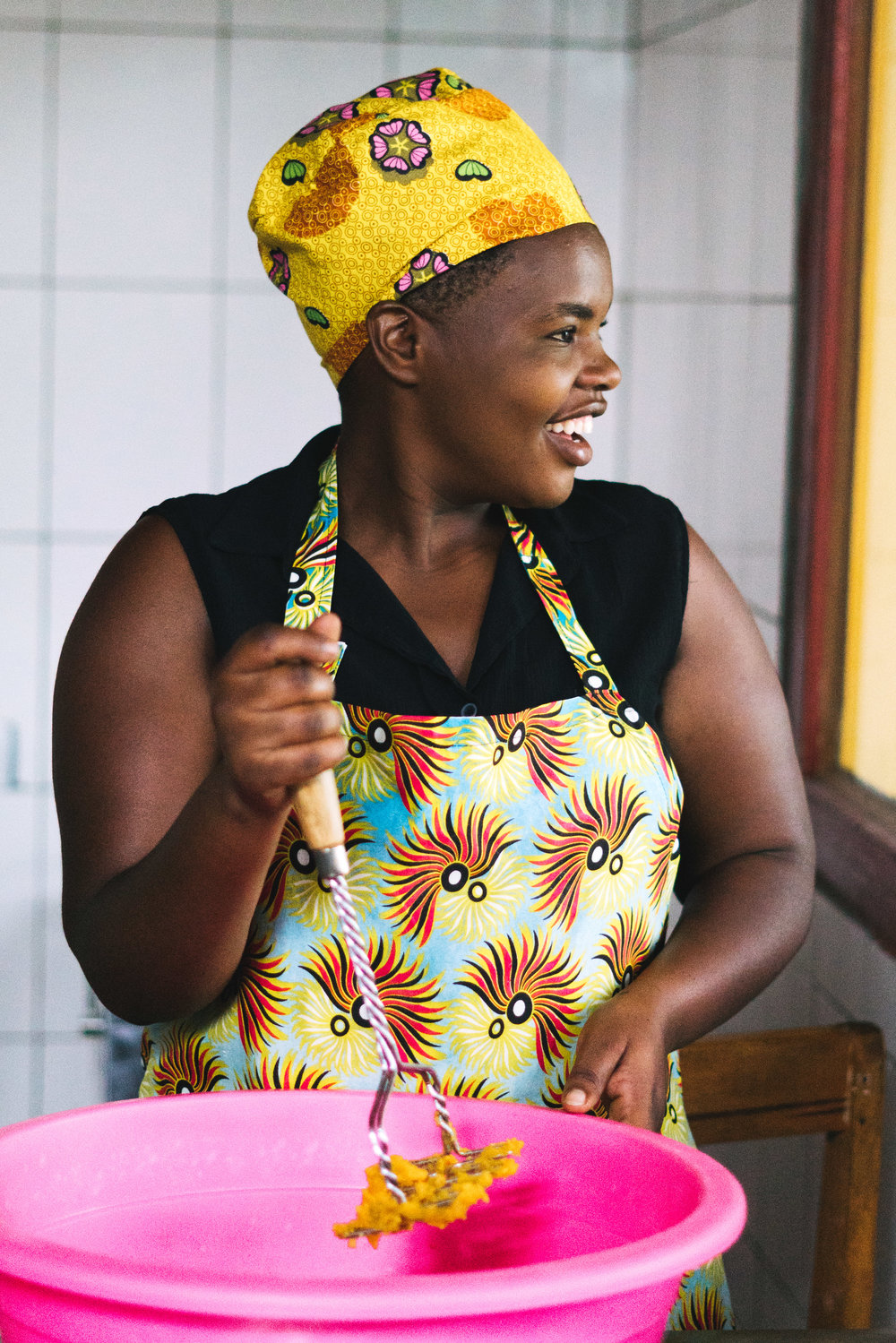 - A soft launch of new bakery in February helped the women adjust to new bakery workflows, products, and processes.
