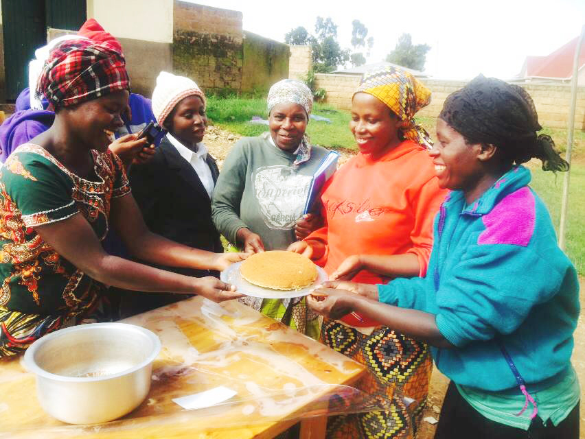 Gicumbi Launch - Our approach has evolved through our continued work in East Africa. The Gicumbi Bakery is a new vision for how we can reach a community's most vulnerable women.