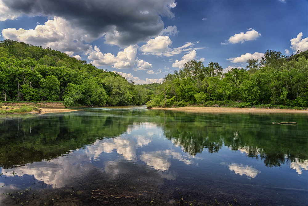 Two Rivers Ozark National Riverways, Greg Kluempers