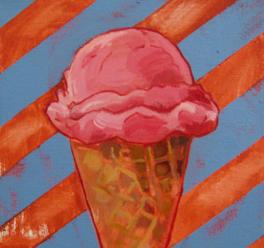 Pink Scoop, T. Matthew Pierson