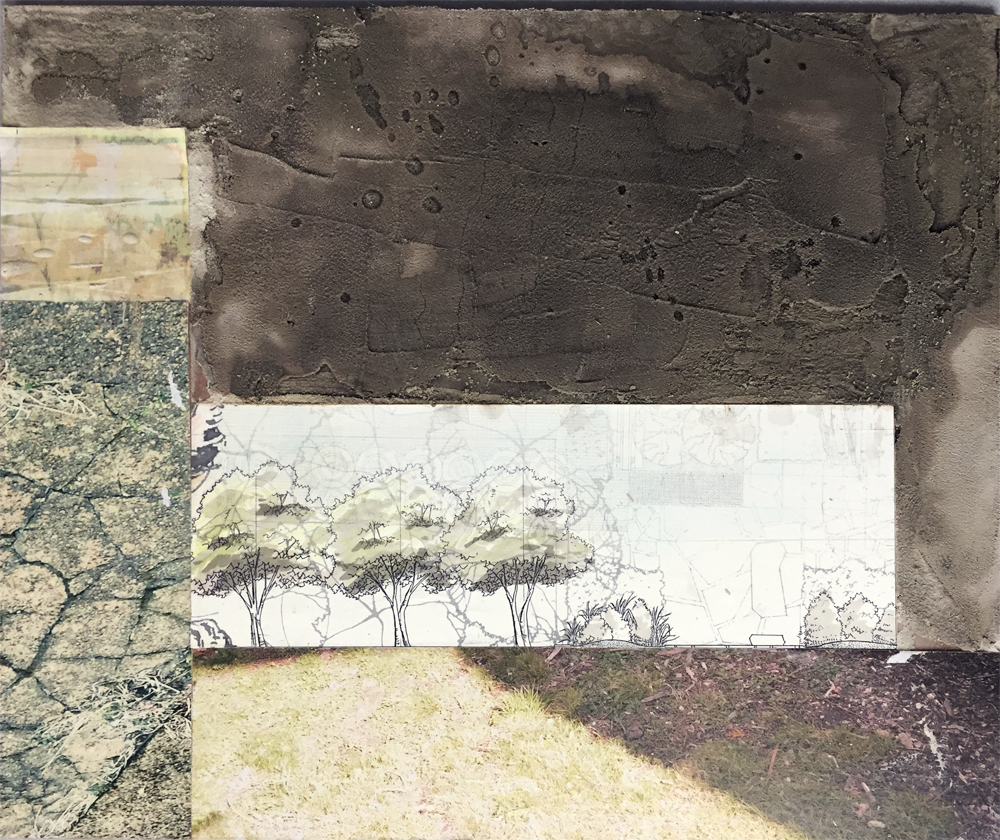 Concrete Study, Madeline Marack