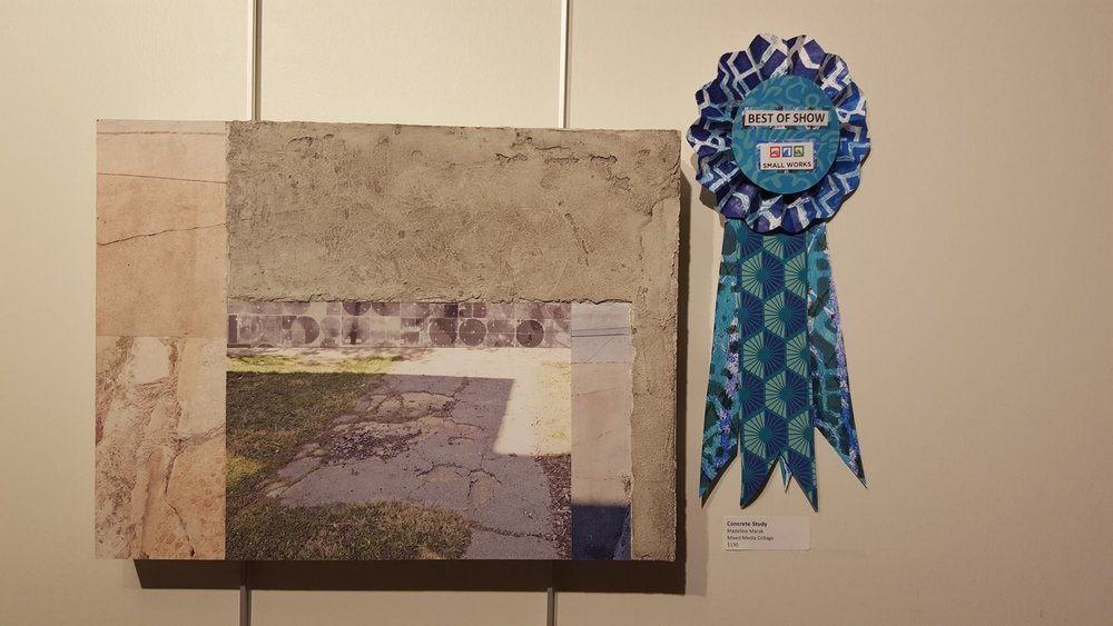 Best In Show, Concrete Study by Madeline Marak