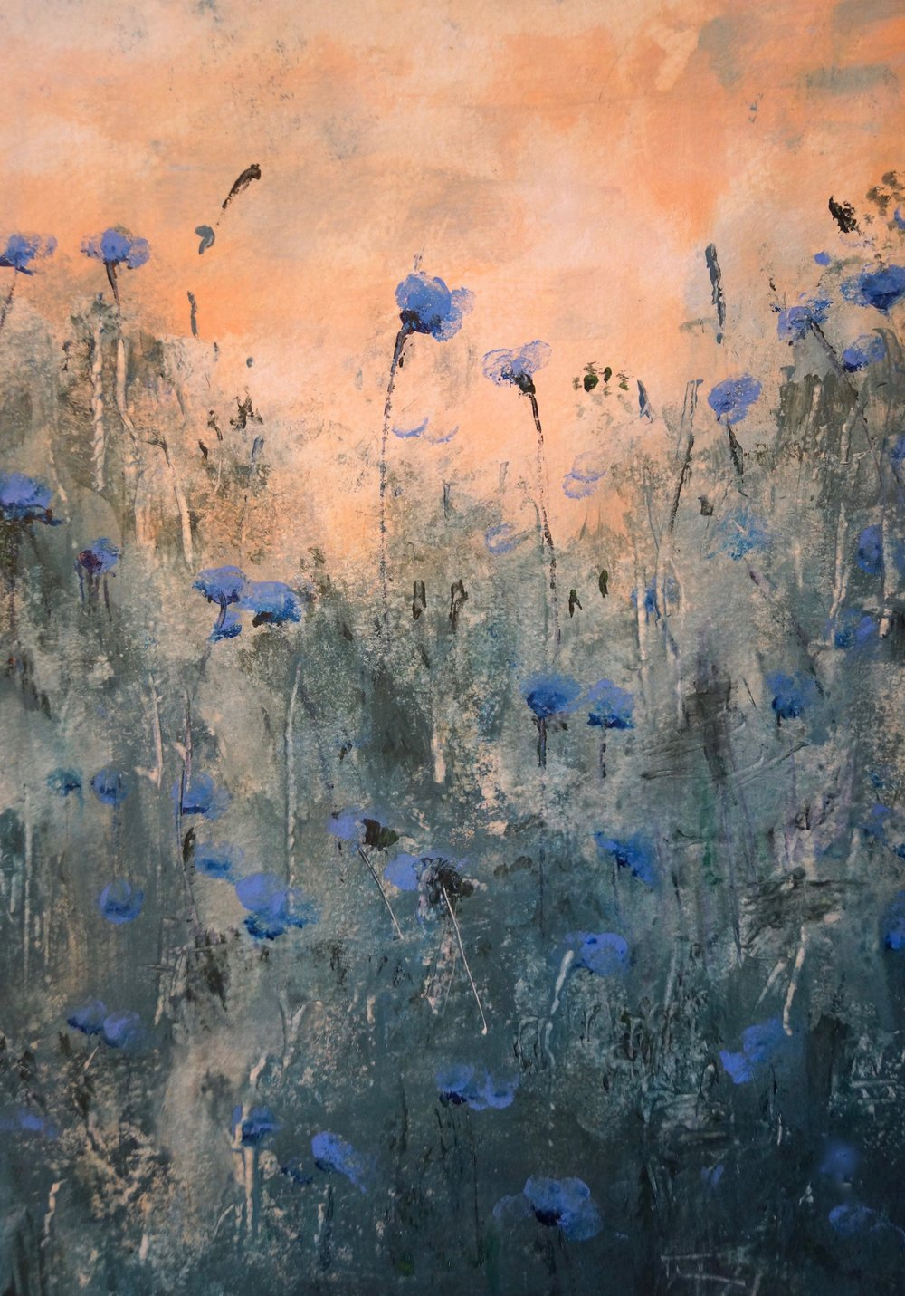 Lindsay Higa, Wildflowers 3