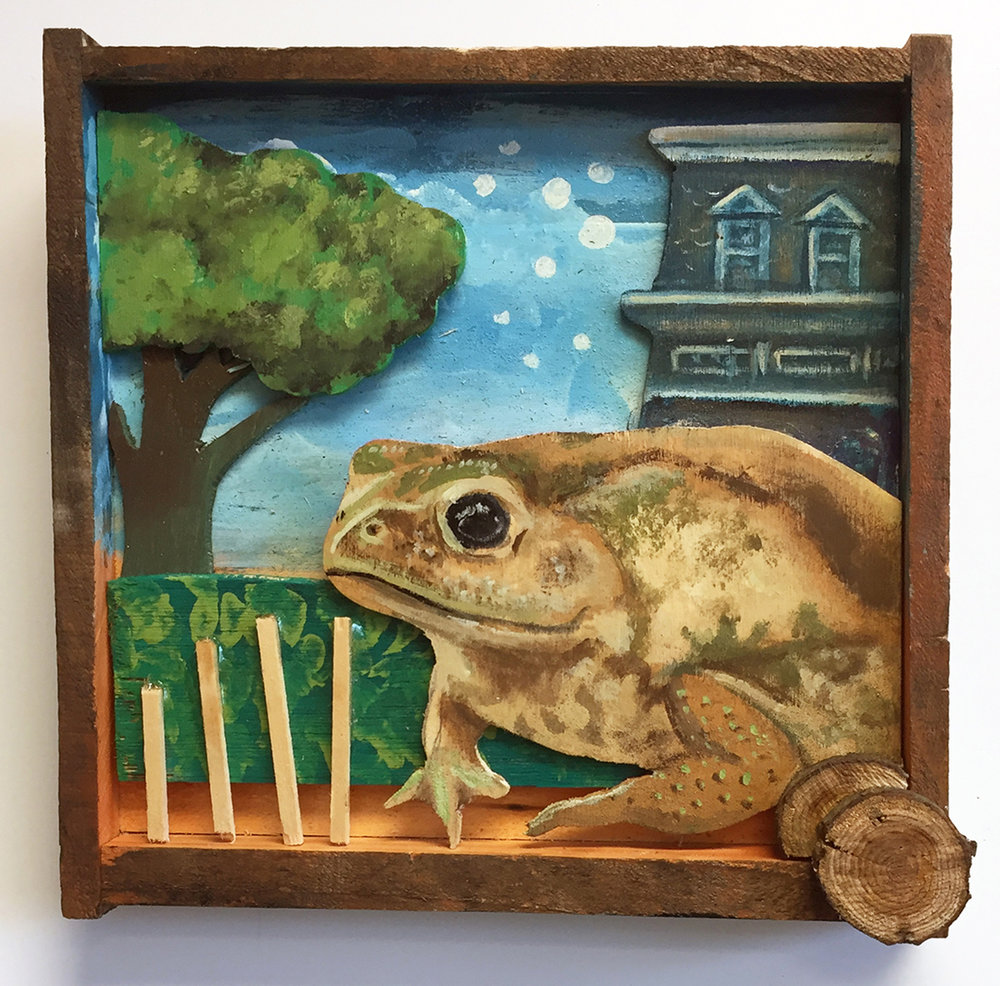 Dennis Smith, City Toad