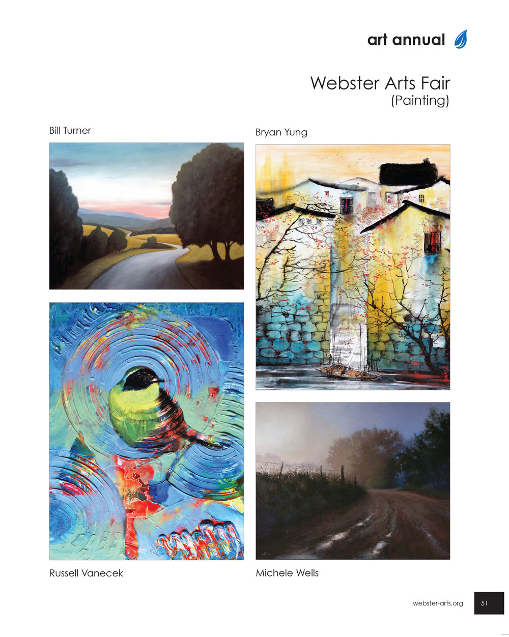 Art Annual, Webster Arts Fair