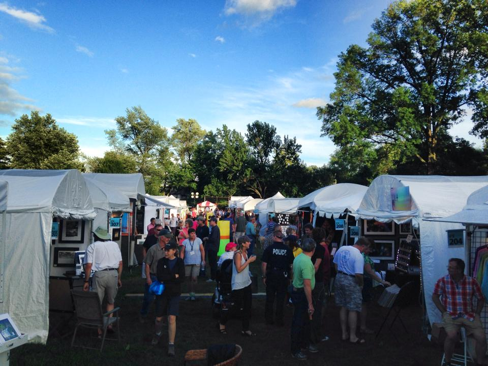 Webster Arts Fair 2016