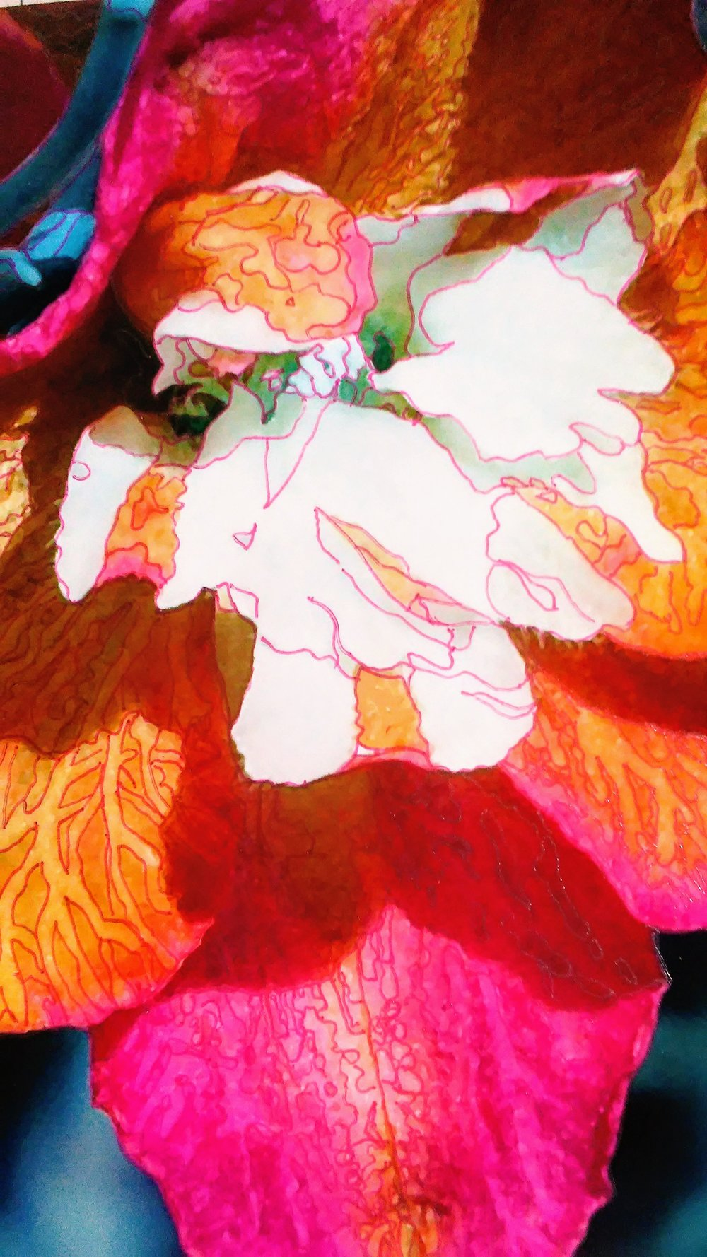 lynne green, delphinium