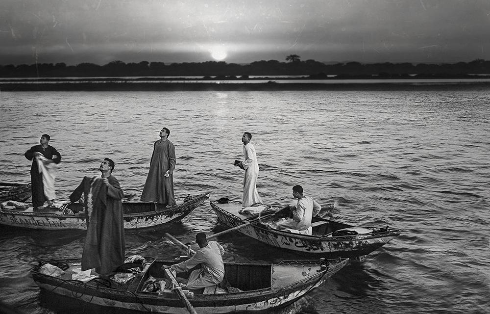 beth goyer, nile river vendors