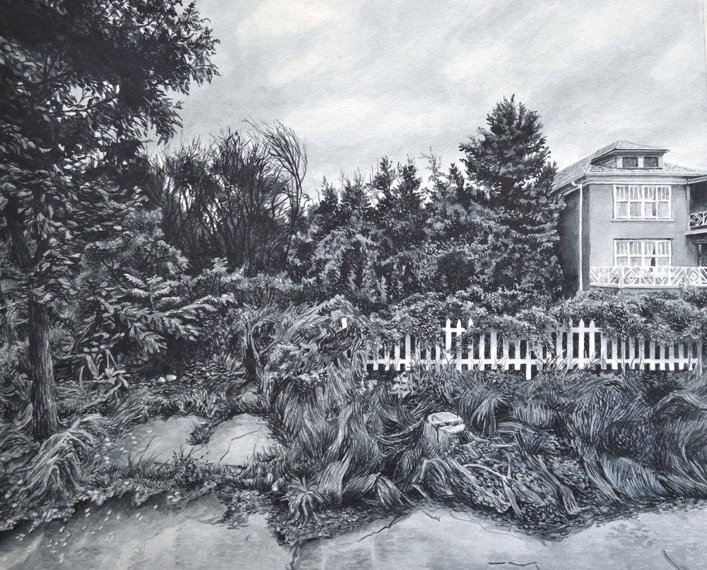Whitney Sage, White Picket Fence, Homesickness Series