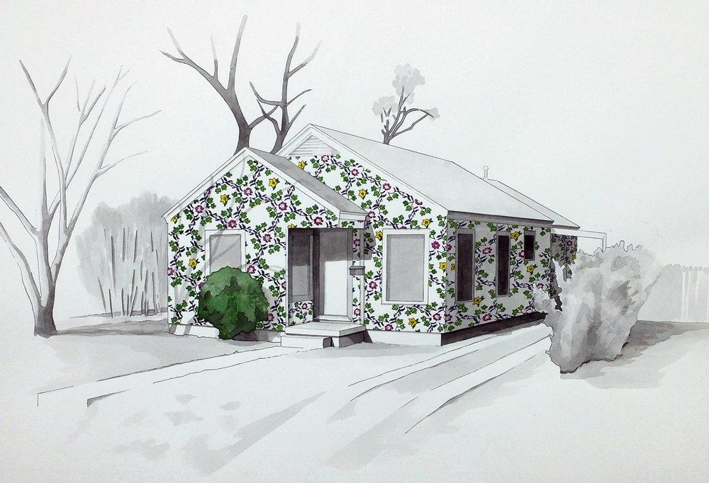 Tanya Spolans, Valentine Street