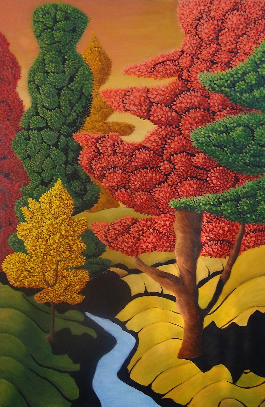 Laura Barat, Mnemonic Trees