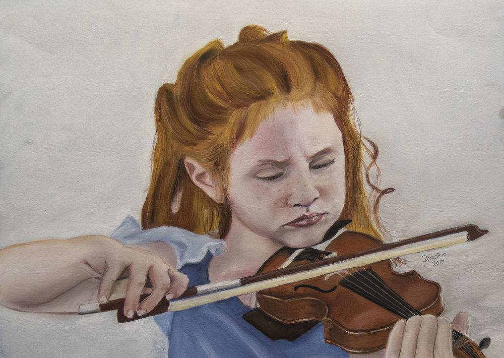 Diane Epstein, Determination