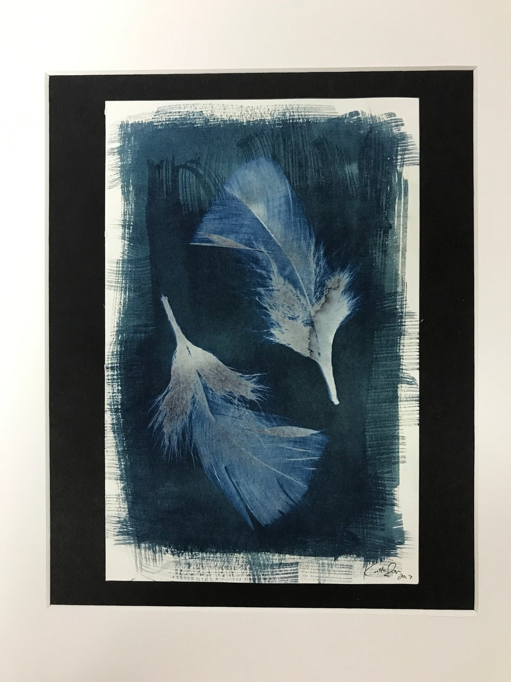 Krista Frohling, Feathers