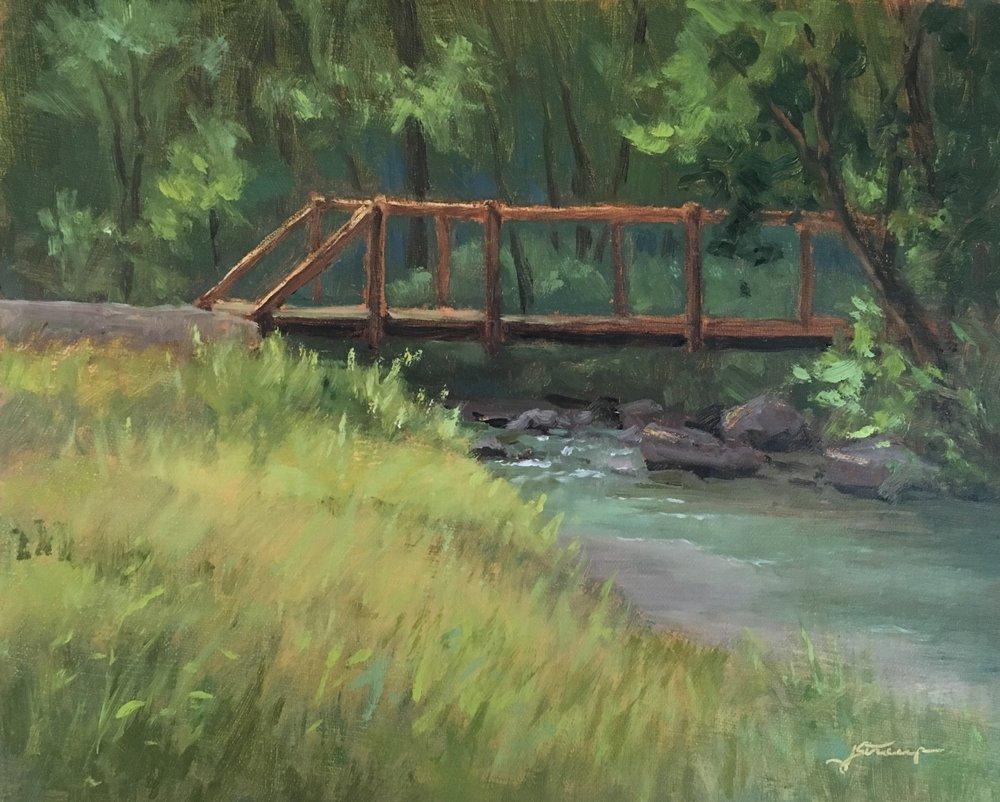 Judy Stroup, Park Bridge