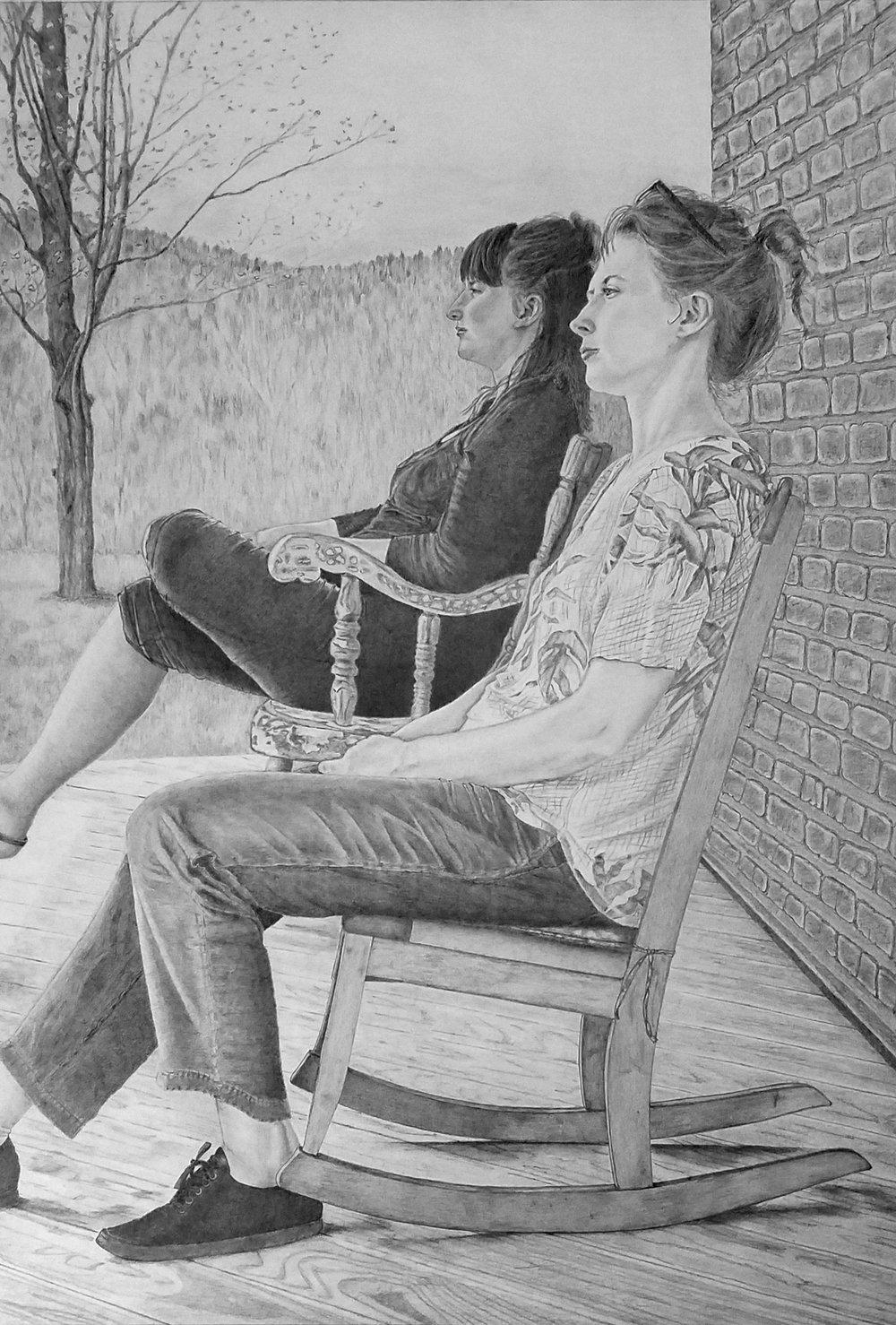 Sherrie Tiderington, Sisters