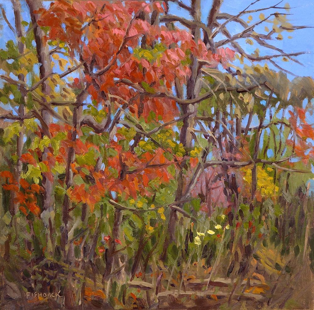 Daniel Fishback, Autumn Medley