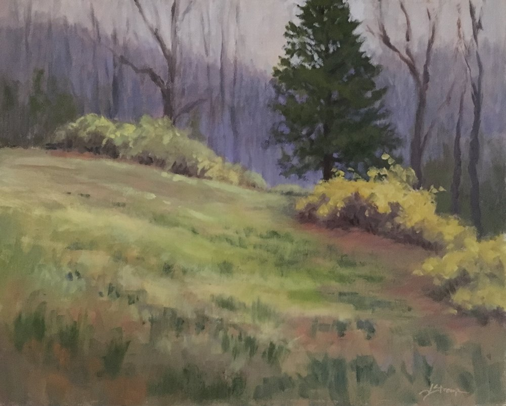Judy Stroup, Early Spring