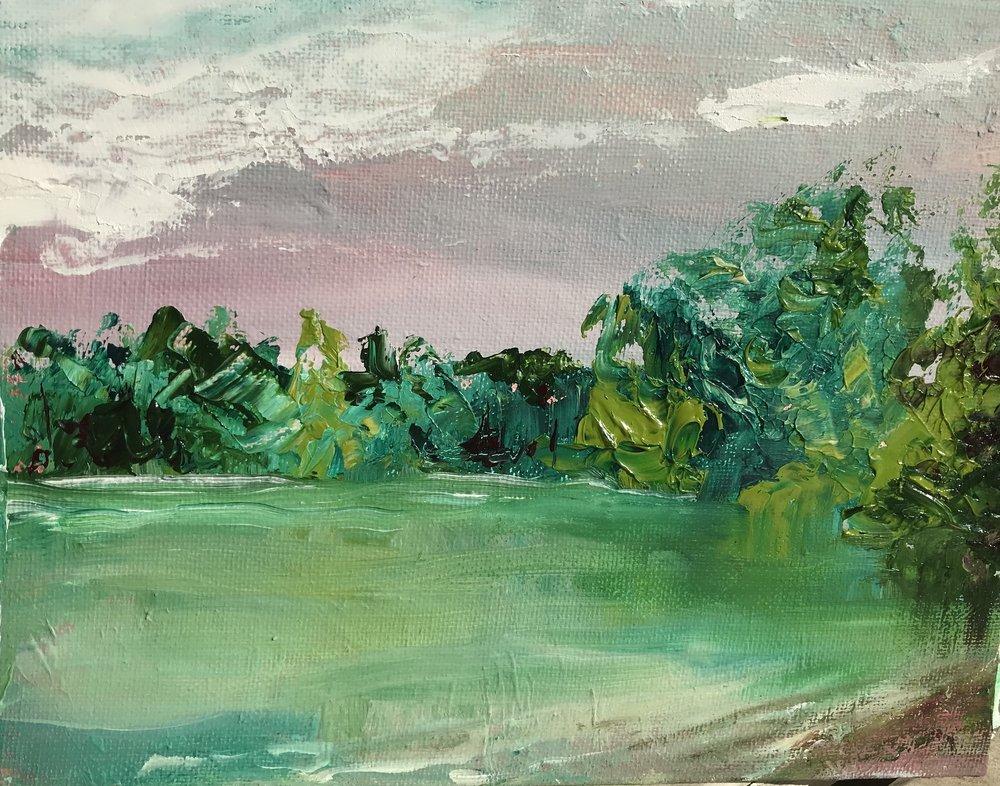 Debra Callahan, Turtle Water