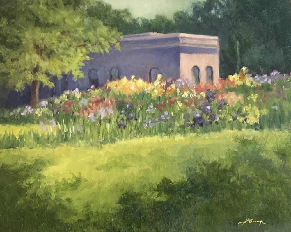 Iris Time, Judy Stroup