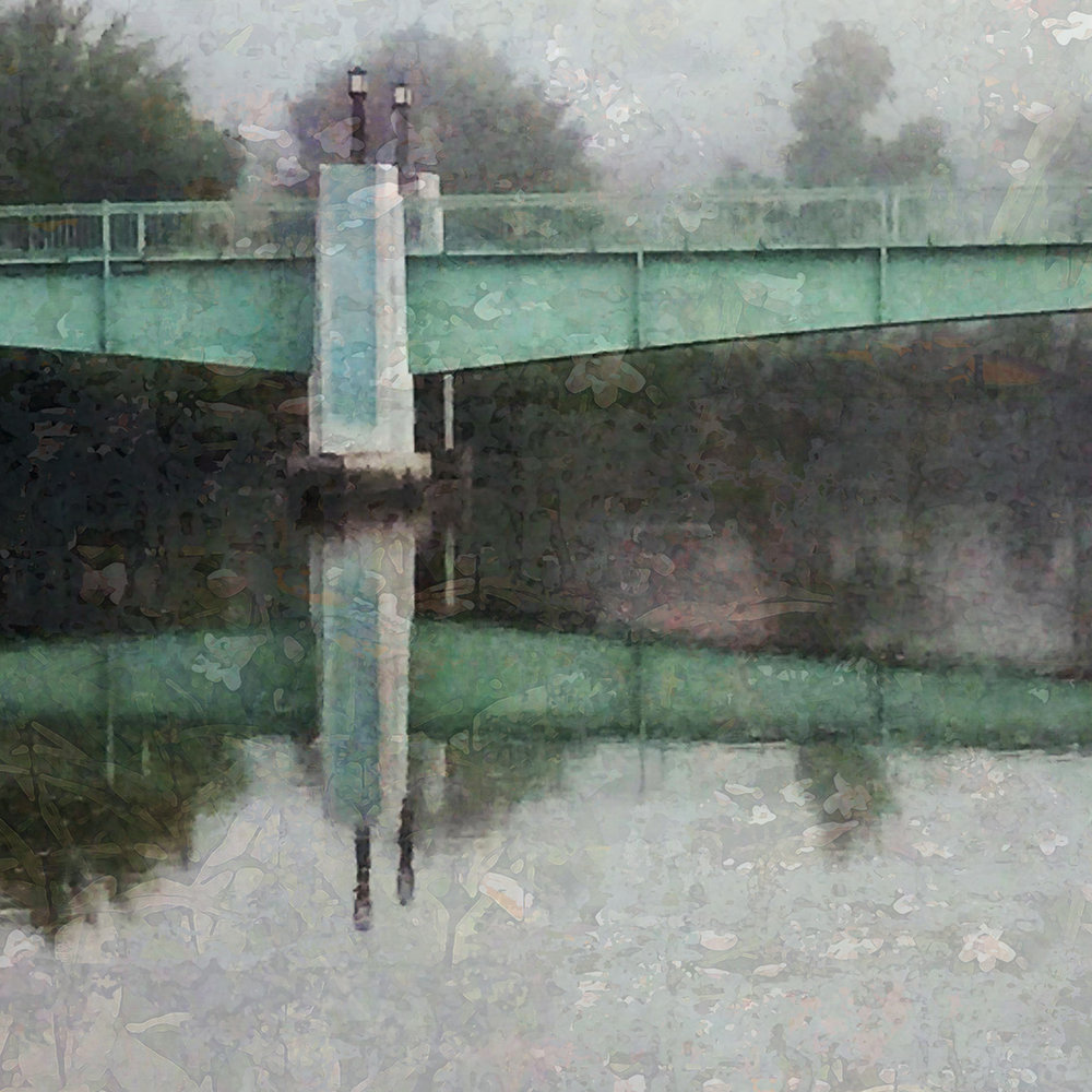 Footbridge, Sara Slee Brown