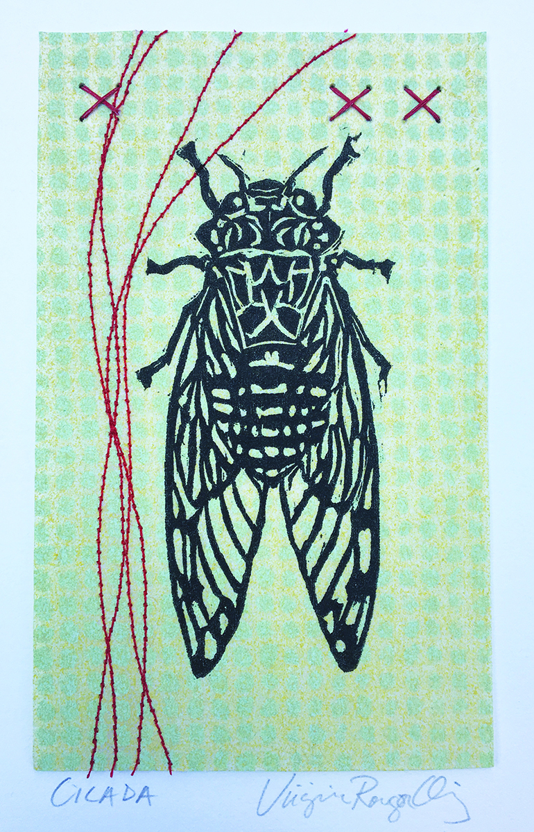 Cicada, Virginia Rougon Chavis