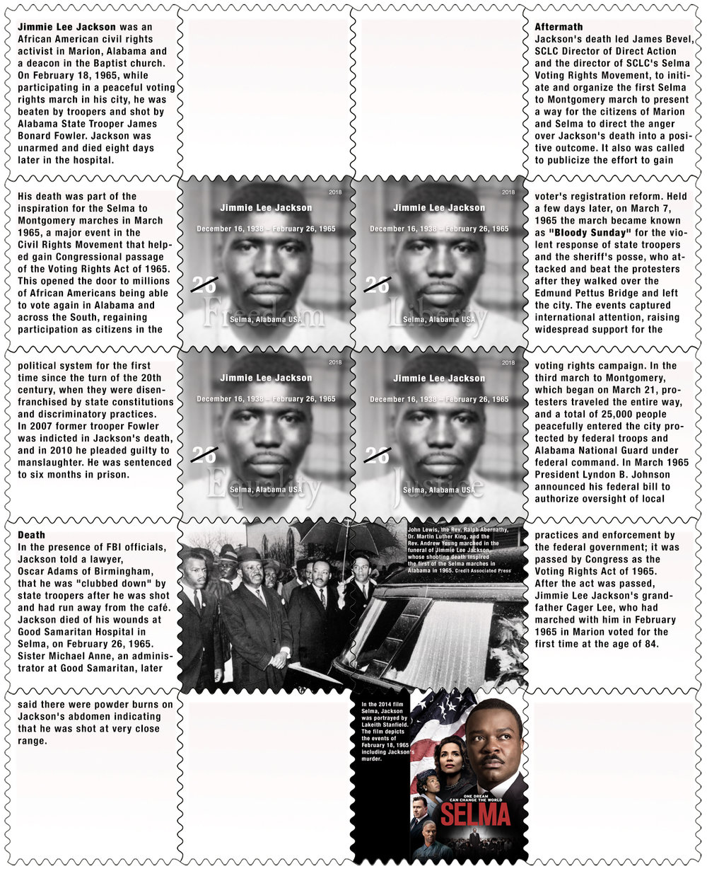 Jimmie Lee Jackson, James Long
